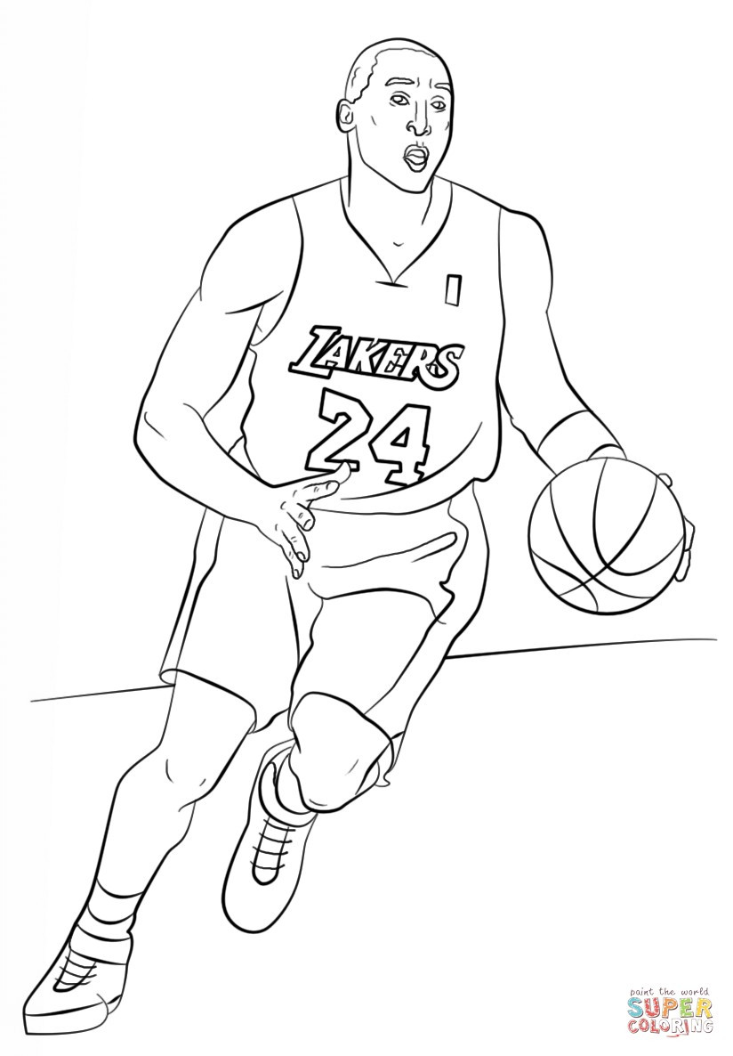 824x1186 Los Angeles Lakers Logo Coloring Page Pages