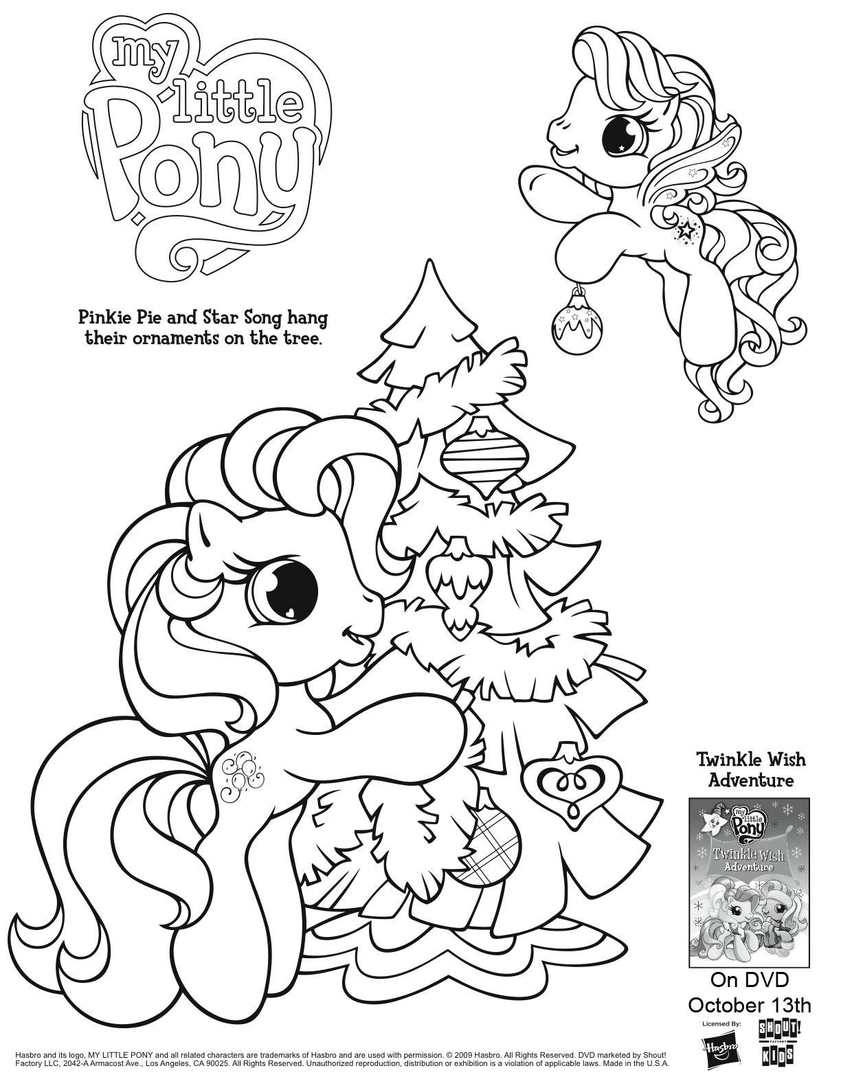 1224x1584 My Little Pony Coloring Page Pony, Craft And Printable Pictures