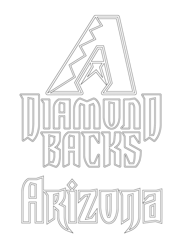 640x853 Free Printable Mlb Coloring Pages