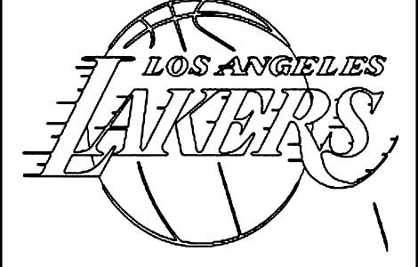 470x300 Nba Coloring Pages Kids Coloring Pages In Living Color