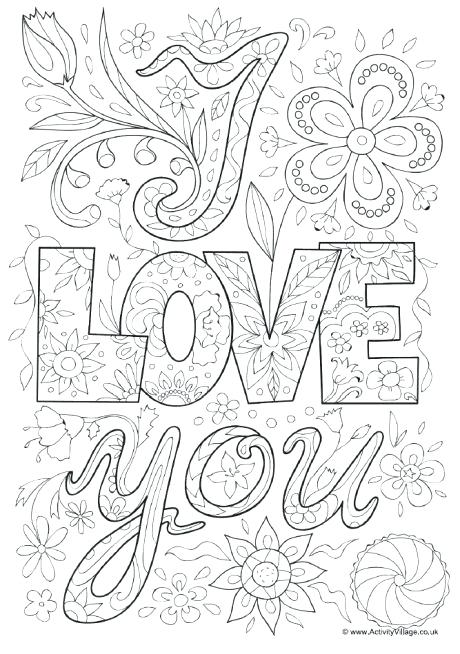 460x654 Coloring Pages Of Love Best Love Coloring Pages Ideas On Heart