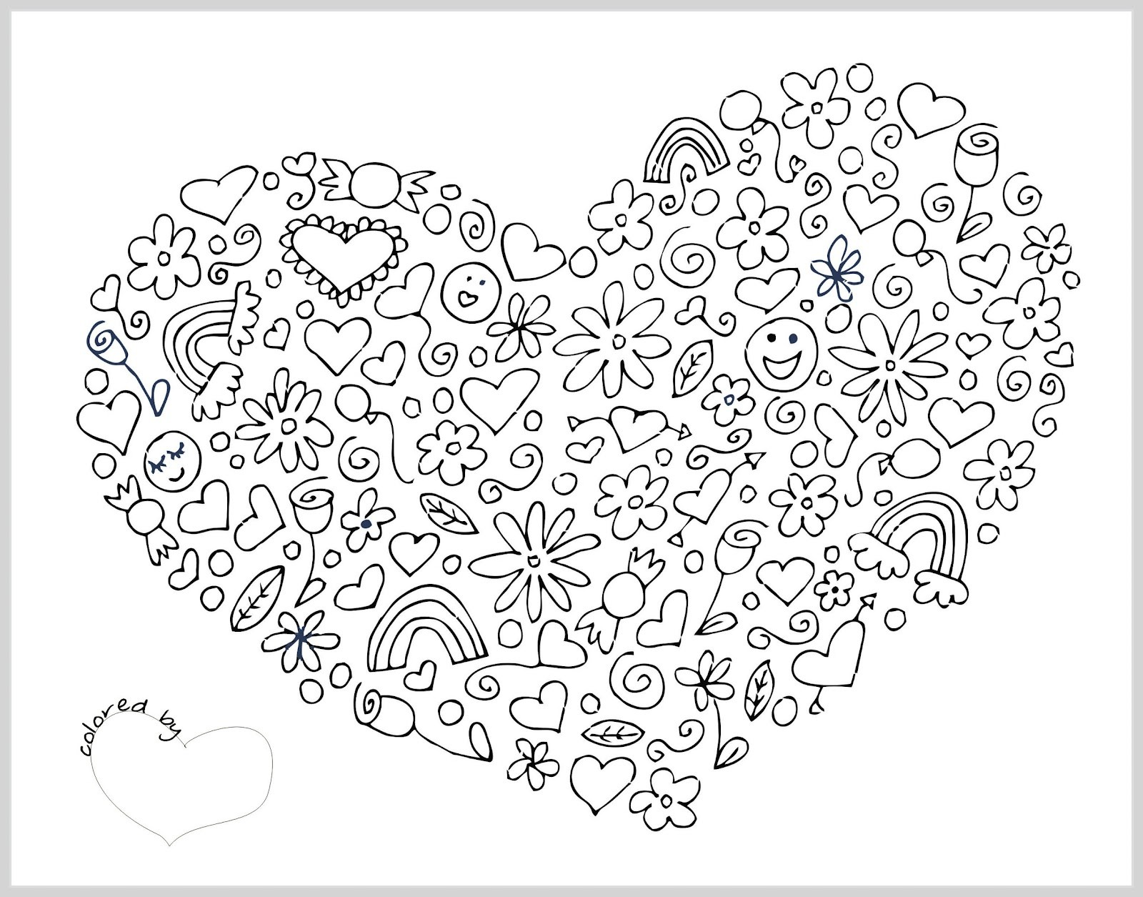 1600x1255 Love Color Pages Love Coloring Pages Coloring Pages Ideas