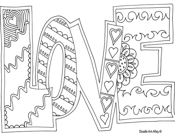 564x436 Love Coloring Sheet Love Coloring Pages Color Bros Ideas