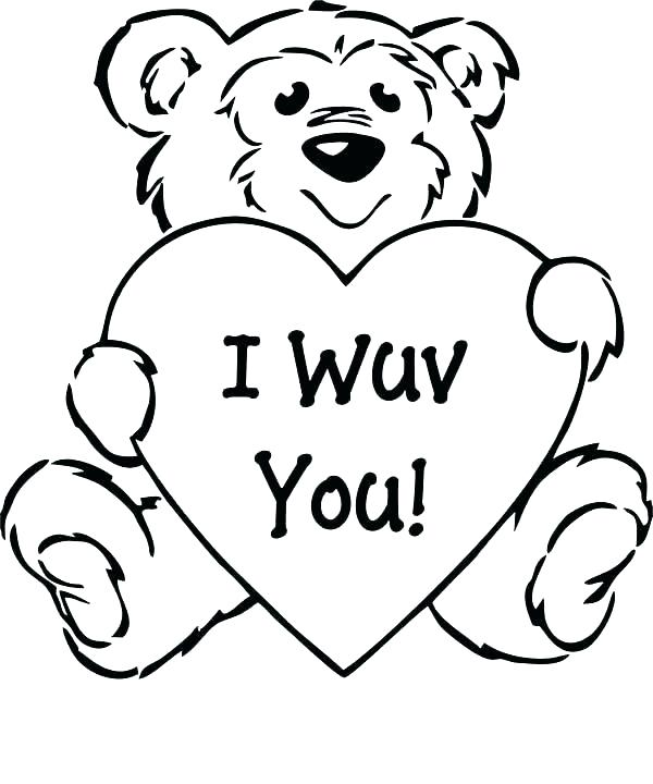 600x720 Coloring Pages Of Love Coloring Pages Of Love I Love You Coloring
