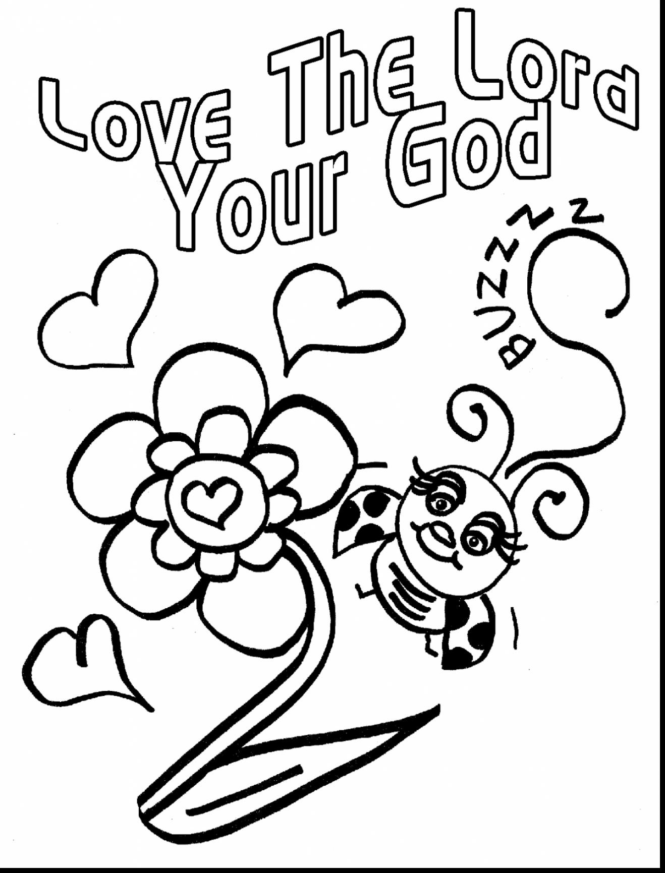 Love Coloring Pages Free Printable at GetDrawings.com | Free for ...