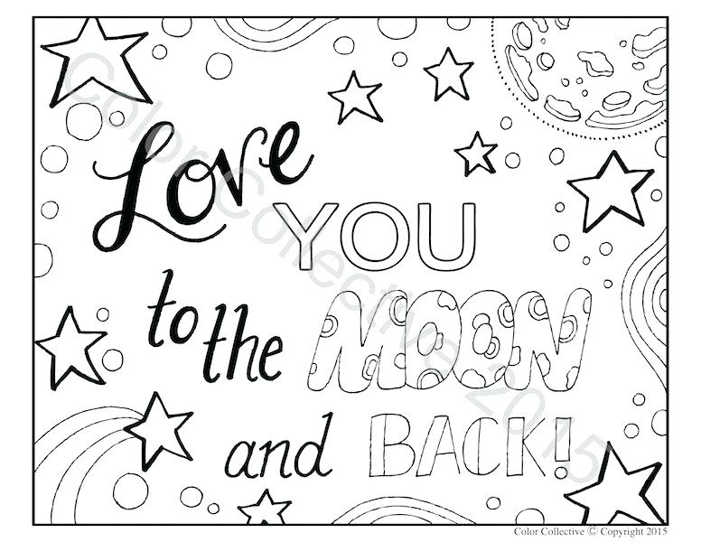 Love Coloring Pages Free Printable At GetDrawings Free Download
