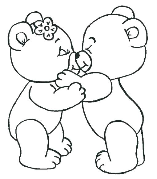 510x583 Love Coloring Page Love You Forever Free Coloring Page I Love You