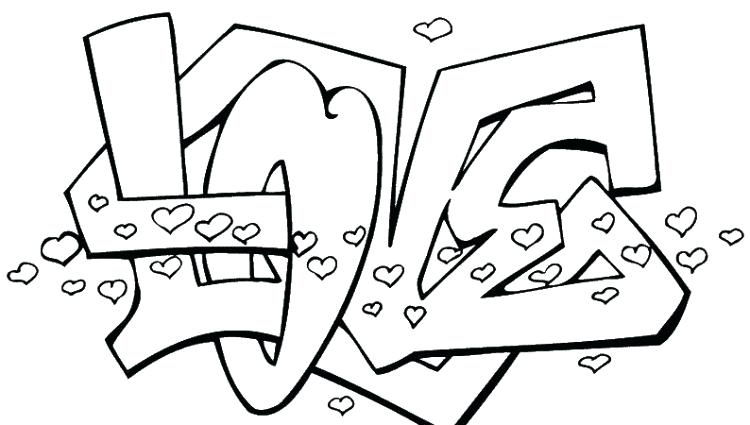 750x425 Love Coloring Sheets