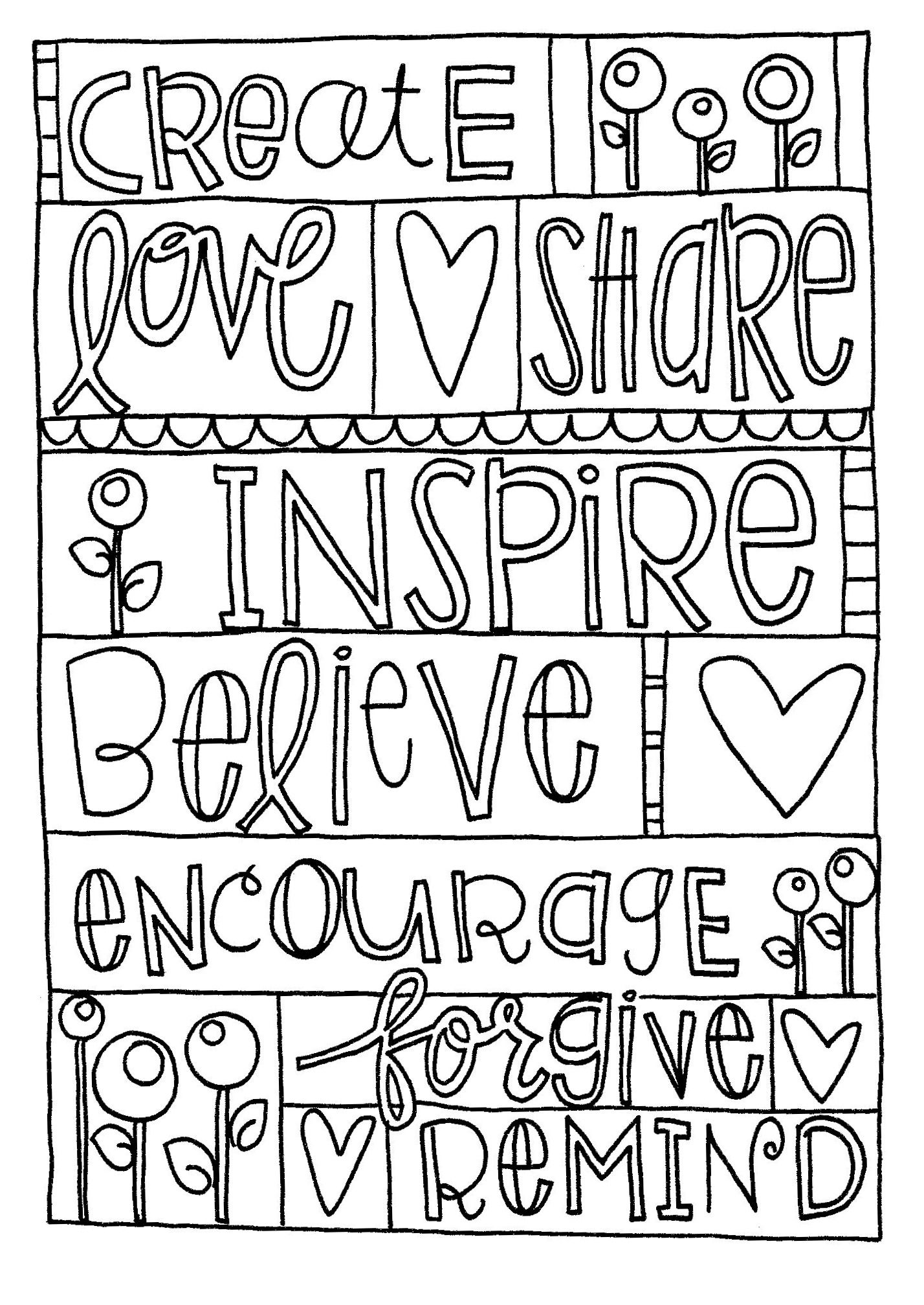 1428x2015 Awesome Crazy Coloring Pattern Design Pic Of Love One Another Page