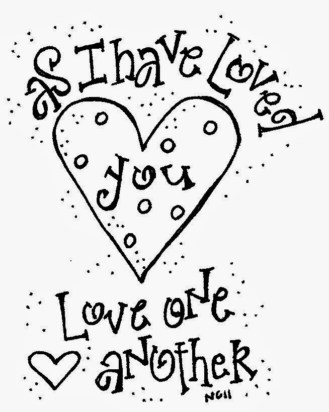 654x820 Love One Another Coloring Pages Love One Another Coloring Pages