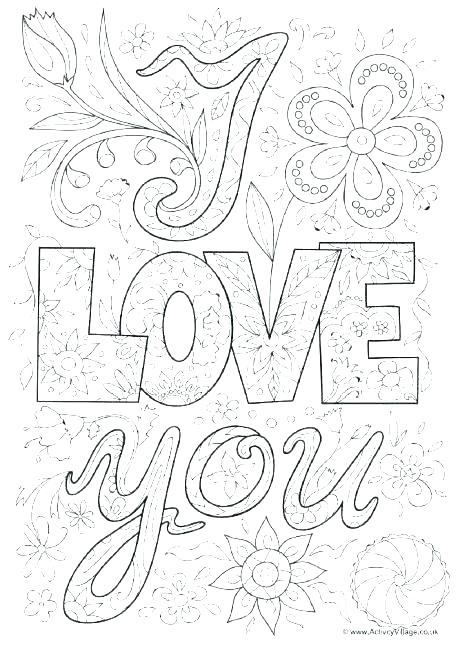 460x654 Coloring Pages Of Love Coloring Pages Of Love I Love You Coloring