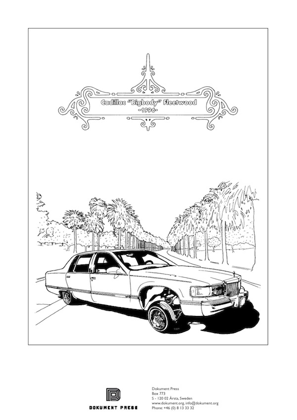 Lowrider Coloring Pages At Getdrawings Com Free For Personal Use