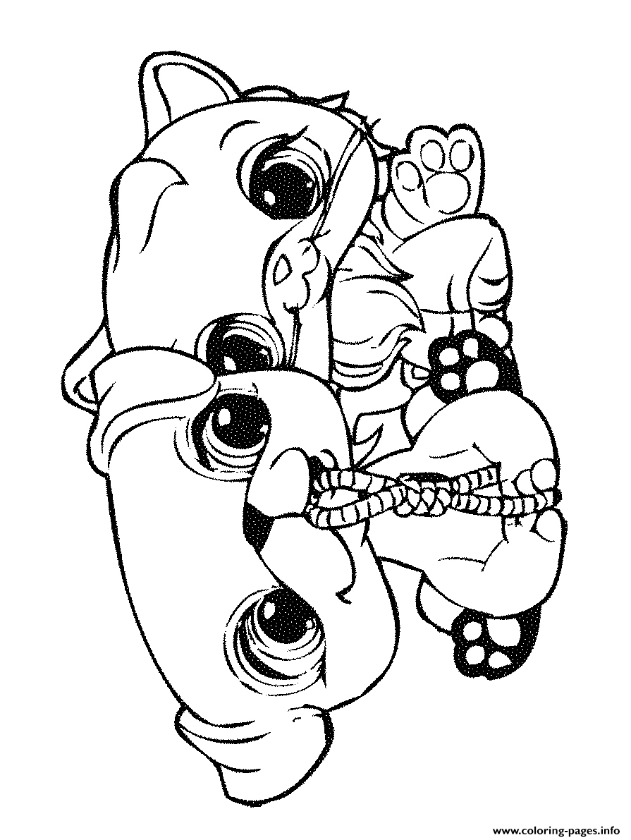 895x1191 Lps Coloring Pages Lovely Littlest Pet Shop Puppy Coloring Pages