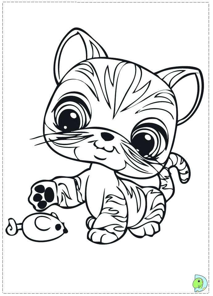 691x960 Lps Coloring Pages Lps Coloring Pages Fox