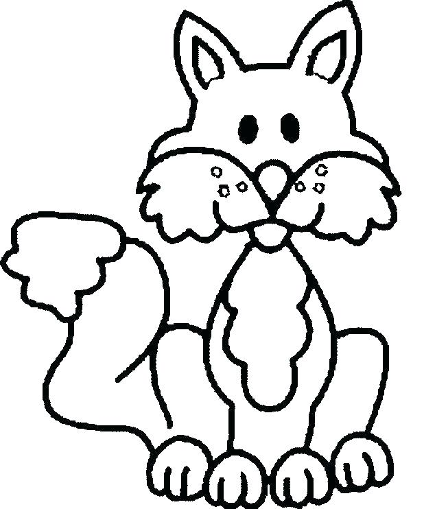 618x742 Lps Coloring Sheets Coloring Pages Fox And Cute Fox Coloring Pages