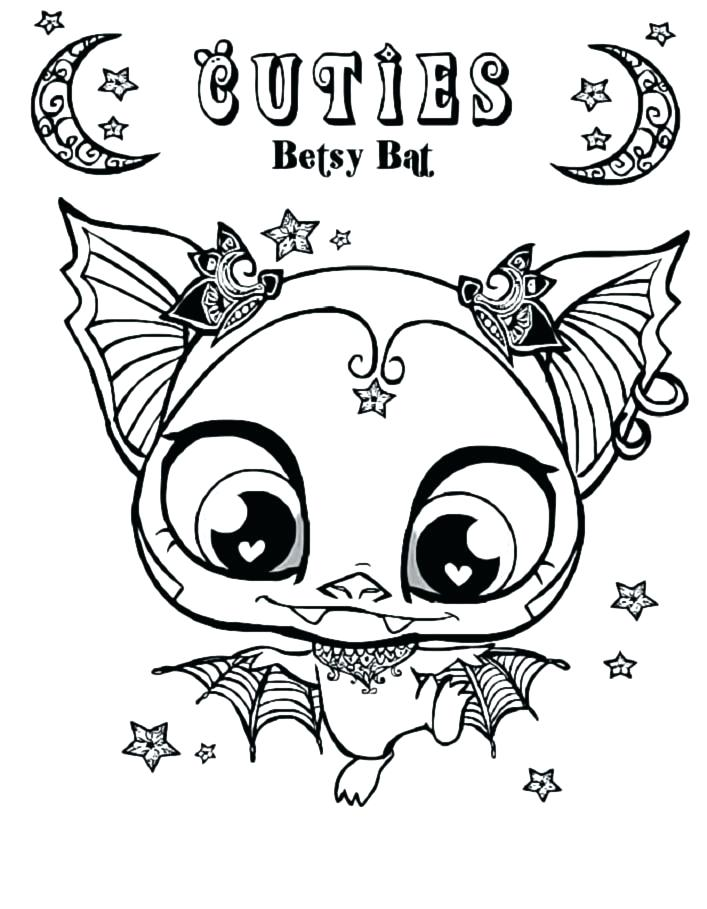 707x909 Coloring Pages Printable Little Pet Shop Coloring Pages