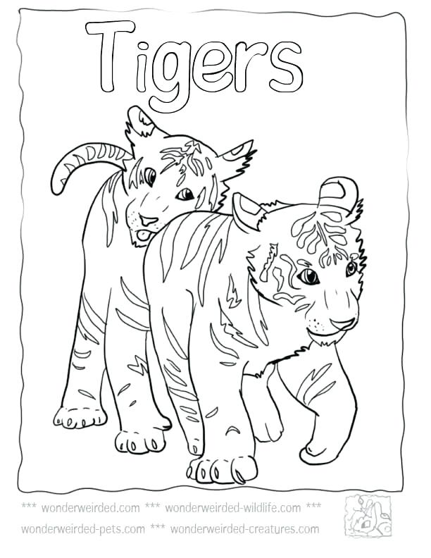 612x792 Coloring Pages Tigers Lsu Logo Coloring Pages
