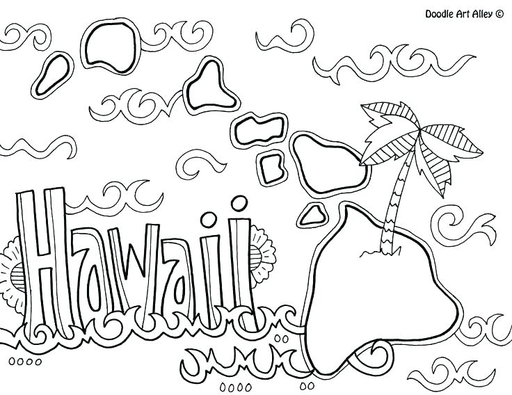 736x568 Luau Coloring Pages Beach Themed Coloring Pages Luau Coloring