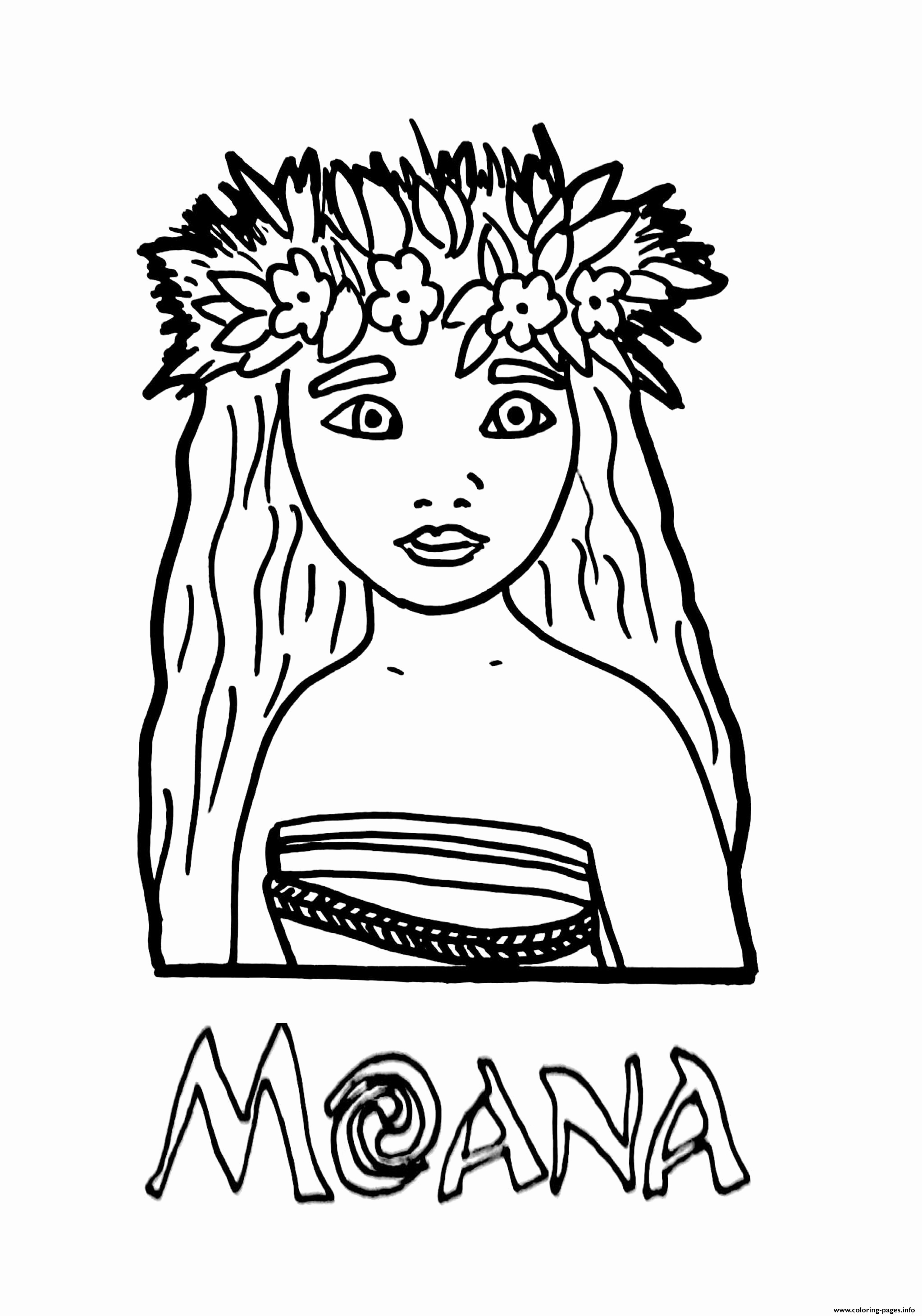 2046x2922 Luau Coloring Pages New Coloring Pagesfo Moana Princess Printable