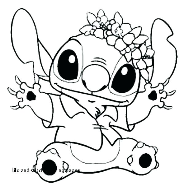 600x608 Luau Coloring Pages