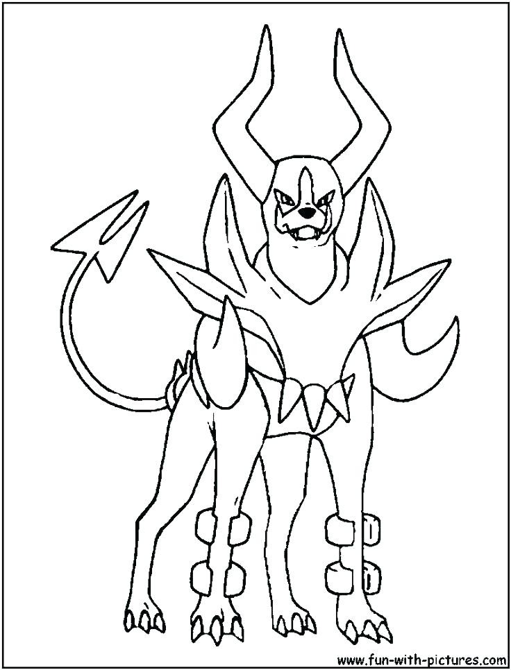 Lucario Coloring Page at GetDrawings | Free download