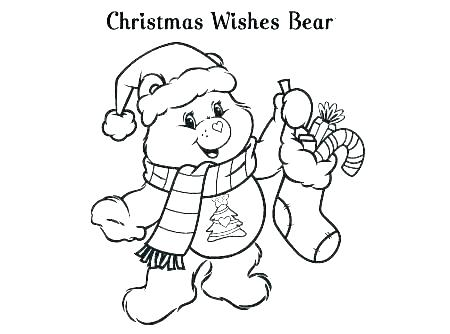 450x334 Care Bears Coloring Care Bears Coloring Pages Black Bear Coloring