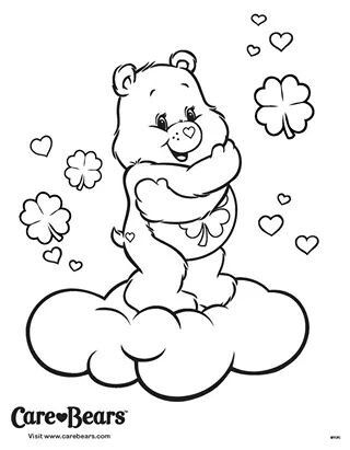 320x411 Best Care Bears Images On Care Bears, Coloring
