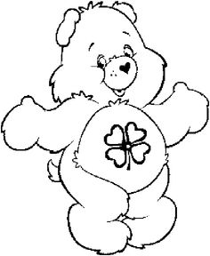 236x288 Care Bears Coloring Pages Care Bears Coloring Page Crafty