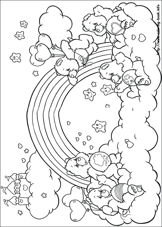 567x794 Care Bear Coloring Page Last Updated Lucky Care Bear Coloring