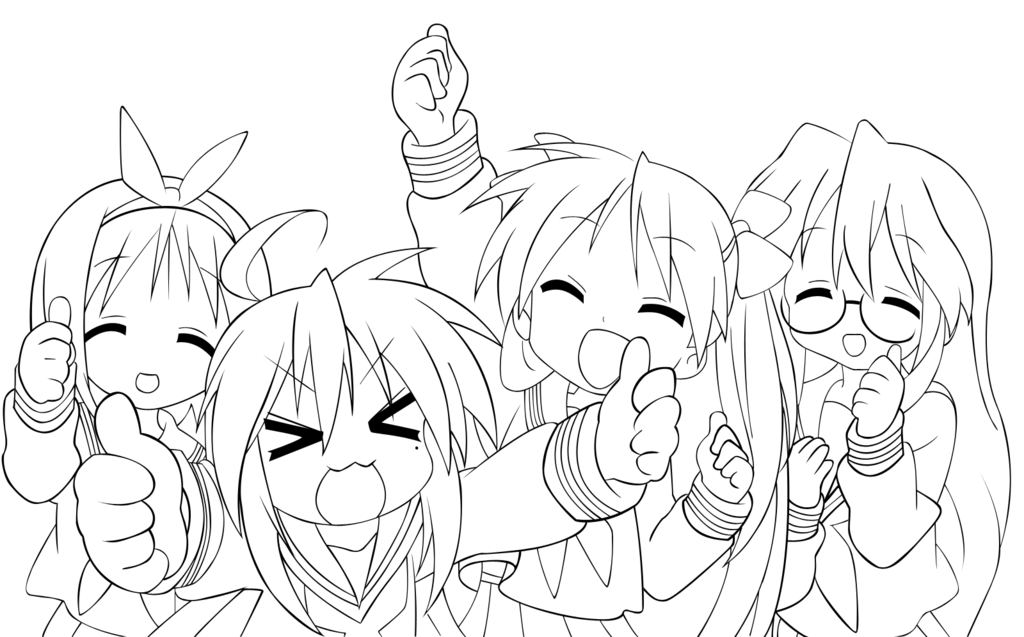 1024x637 Lucky Star Coloring Pages