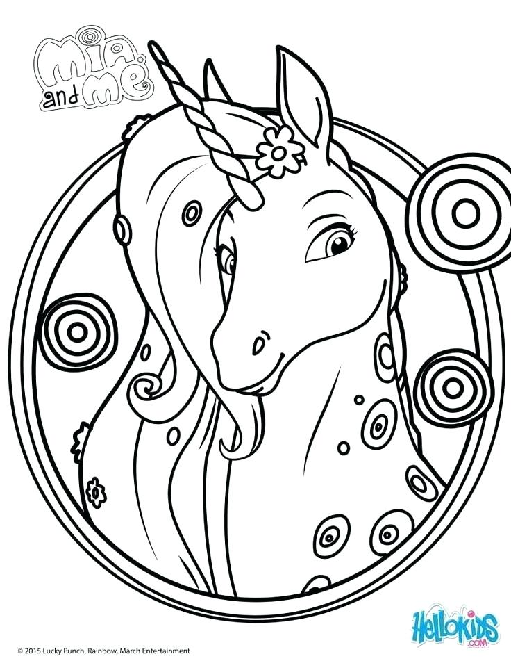 736x951 Mia And Me Coloring Pages
