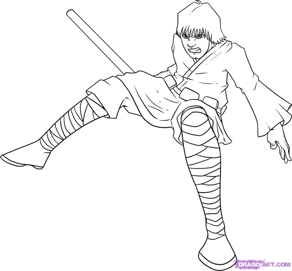 1000x926 Luke Skywalker Coloring Pages To Download And Print For Free