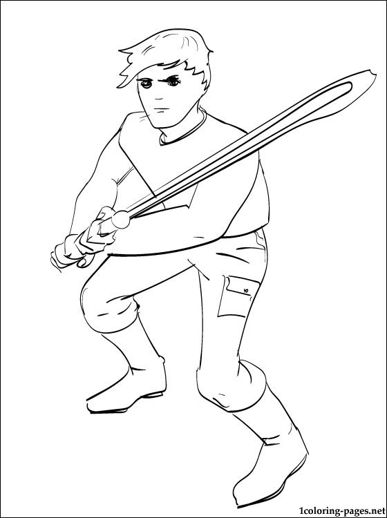 560x750 Star Wars Luke Skywalker Coloring Page Coloring Pages