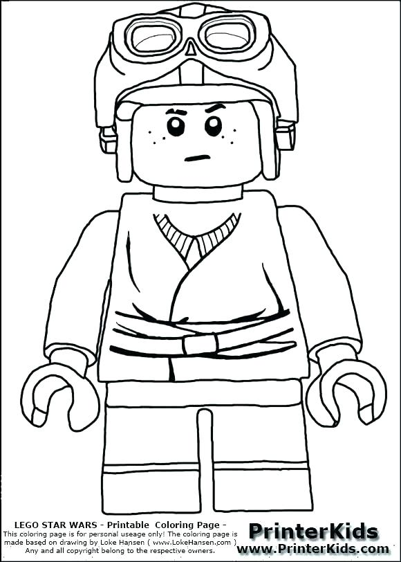 580x812 Luke Skywalker Coloring Page Coloring Pages To Print Also Stars