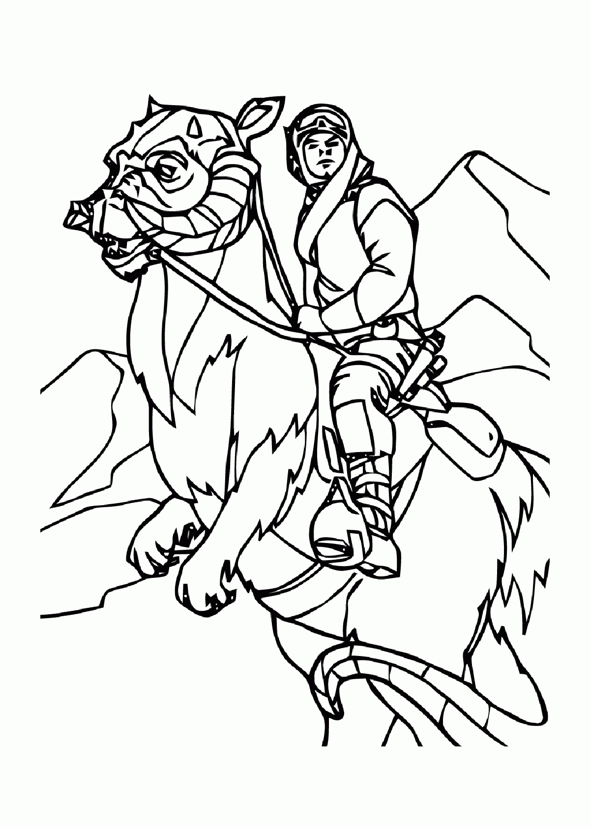 1200x1683 Luke Skywalker Coloring Page Luxury Star Wars Luke Skywalker