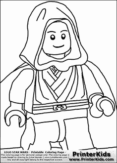 236x330 Luke Skywalker Coloring Page Photograph Lego Luke Skywalker