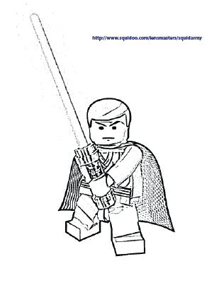 309x400 Star Wars Luke Skywalker Coloring Pages Coloring Pages All