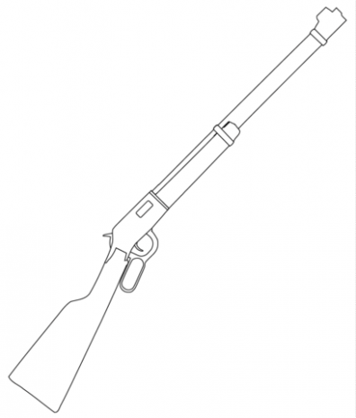 396x465 Paintball Gun Coloring Pages Coloring Pages