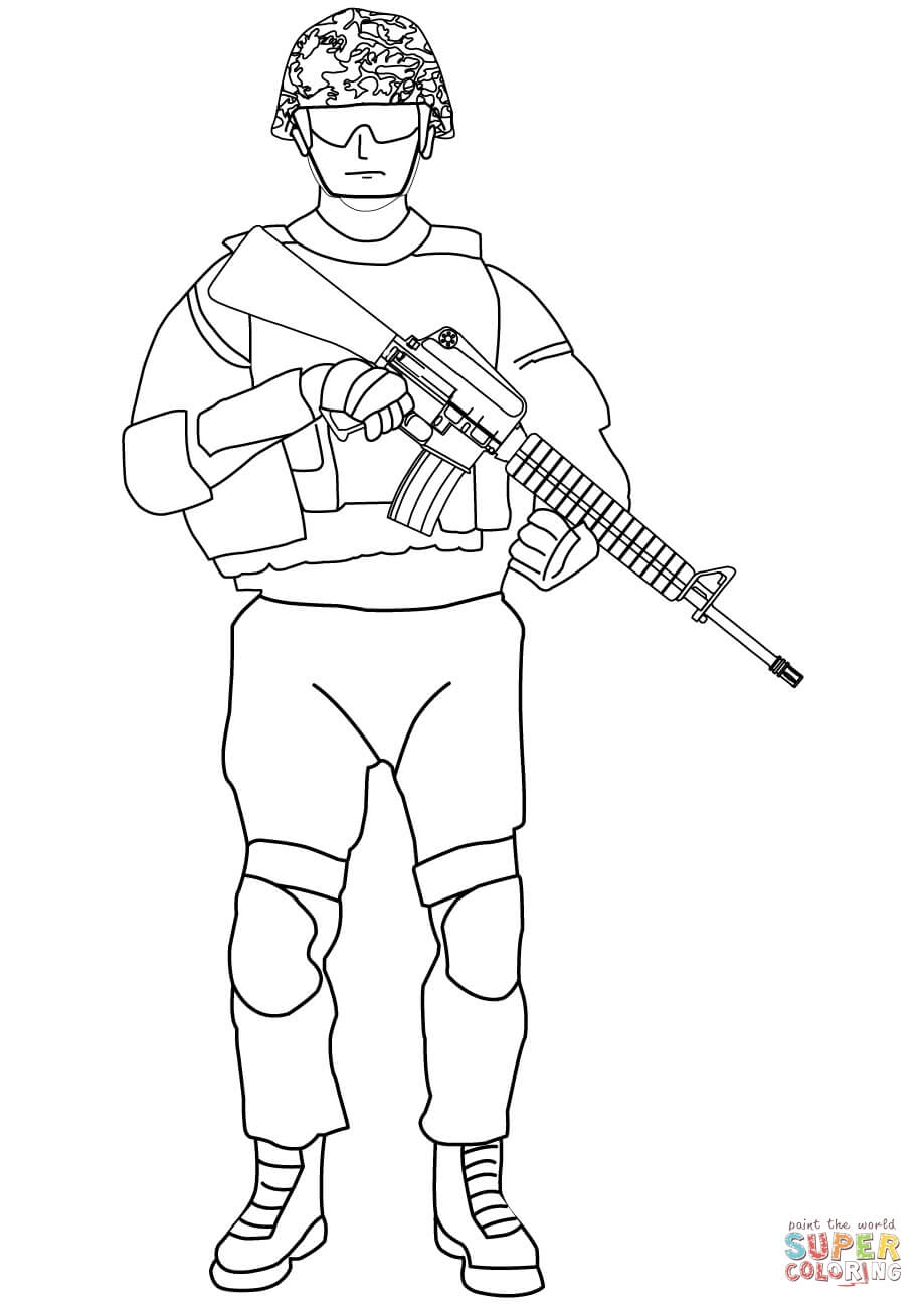 919x1300 Soldier Coloring Pages Fresh Sol R With Coloring Page Logo
