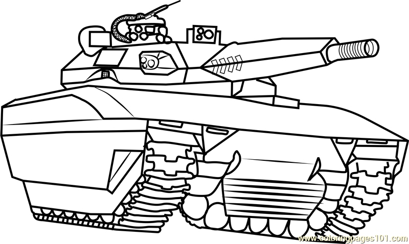 800x478 Tank Coloring Pages Luxury Army Tank Coloring Page Free Tanks