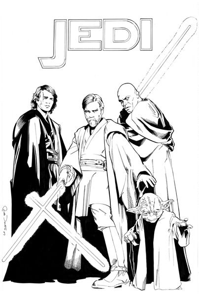 Mace Windu Coloring Page At Getdrawingscom Free For Personal Use