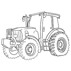 Machine Coloring Pages