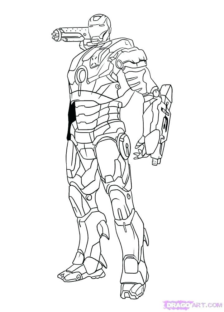 719x1000 War Machine Coloring Pages War Machine Coloring Pages War Machine