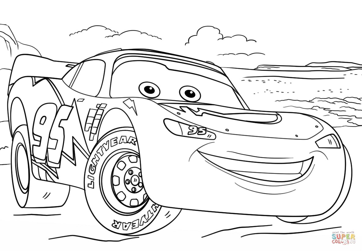 1186x824 Coloring Pages Of Disney Cars The Movie New Lightning Mcqueen