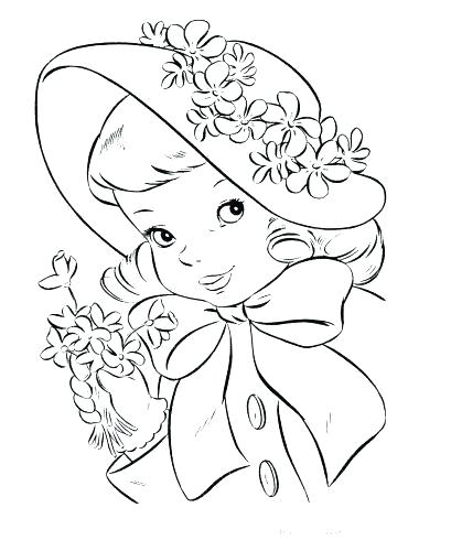 409x500 Mad Hatter Coloring Pages Coloring Page Tea Party Coloring Pages