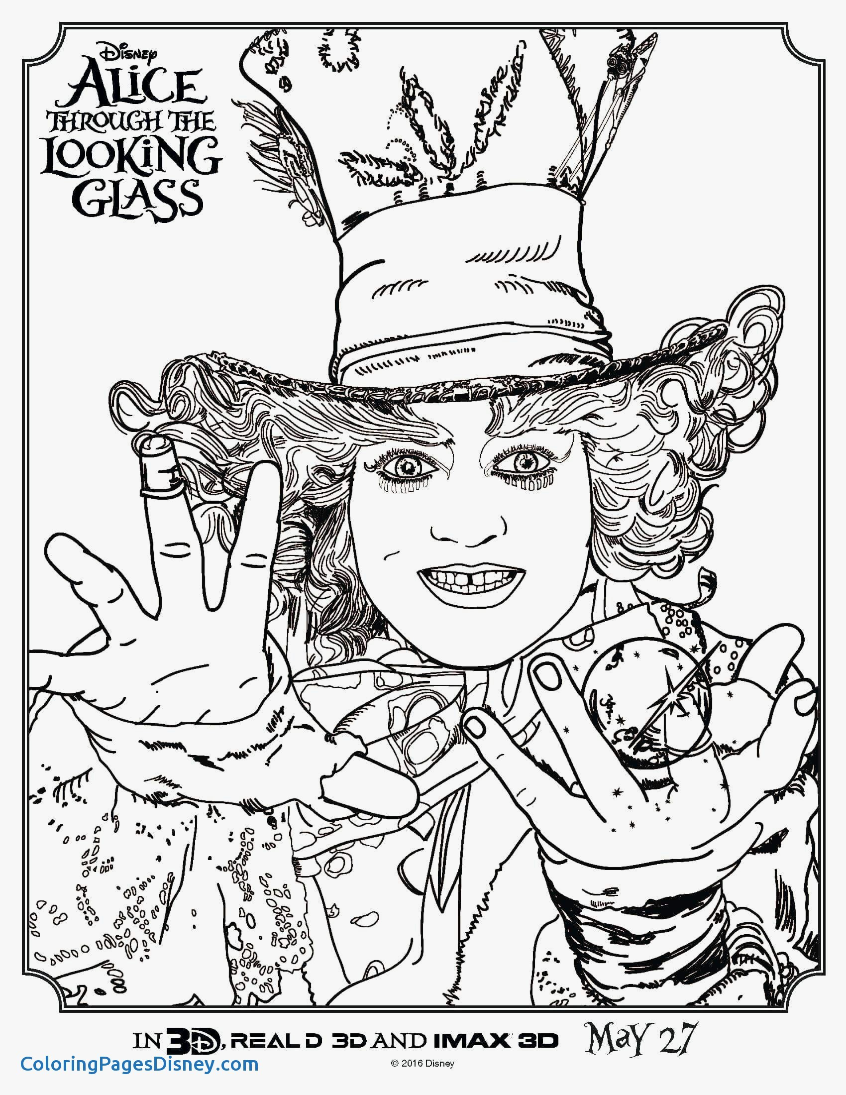 1700x2200 Liv And Maddie Coloring Pages Luxury Mad Hatter Coloring Pages