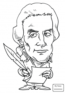 212x300 Coloring For Kids President James Madison Pages Page Excellent