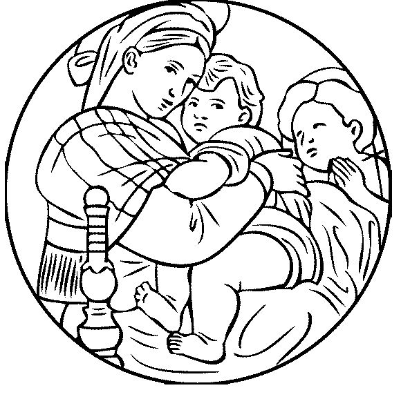 Madonna Coloring Pages At Getdrawingscom Free For Personal Use
