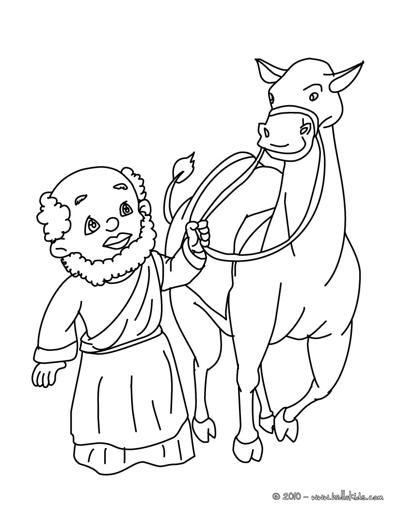 821x1061 Three Wise Men Coloring Pages