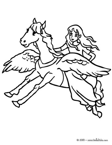364x470 Fairy Coloring Pages